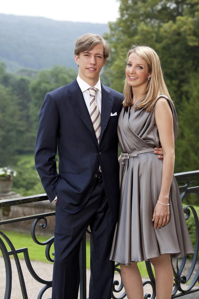 Tessy und Prinz Louis von Luxemburg waren zehn Jahre verheiratet   Foto:Cour Grand-Ducale, Lola Velasco