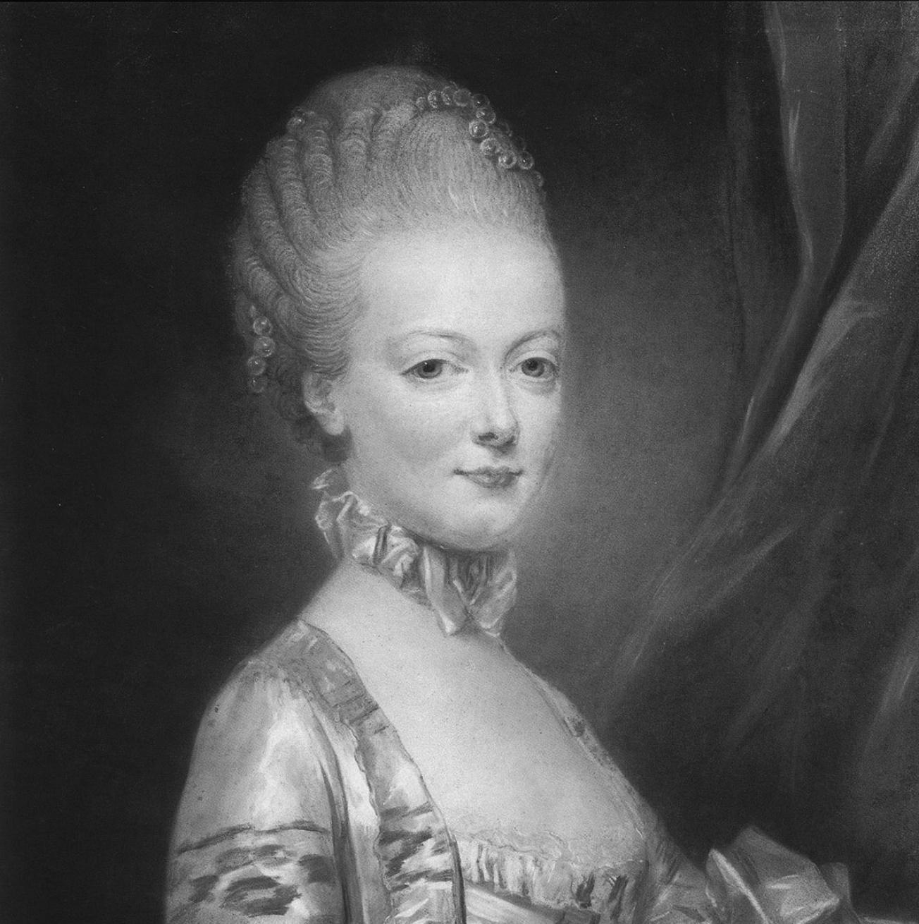 Königin Marie-Antoinette von Frankreich (*1755-†1793)   Foto:    Gemeinfrei