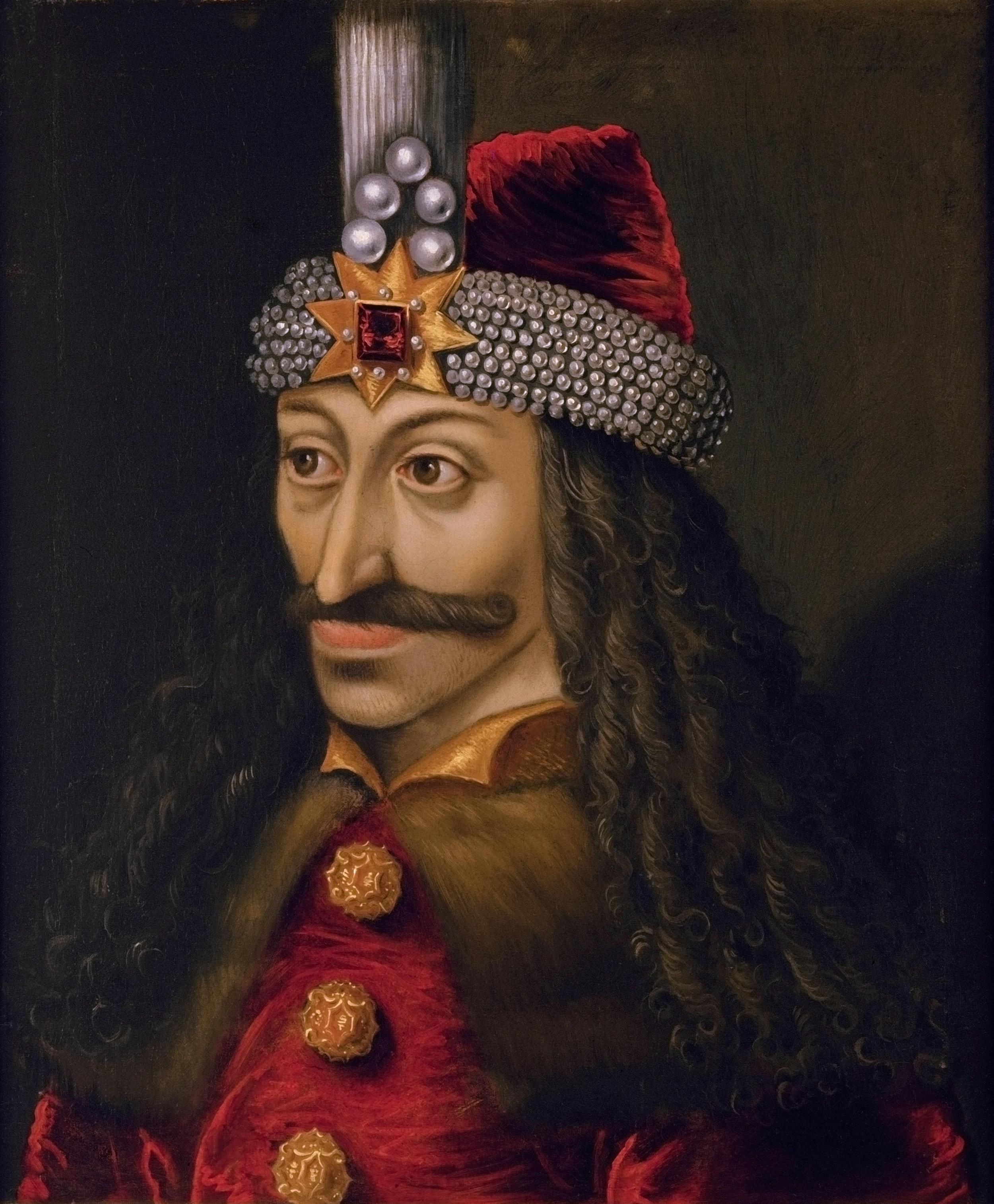 Als Graf Dracula wurde Vlad III. berühmt.  Foto: Gemeinfrei