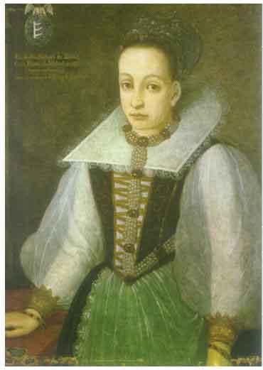 Elisabeth Báthory war eine eiskalte Sadistin.  Foto: Gemeinfrei