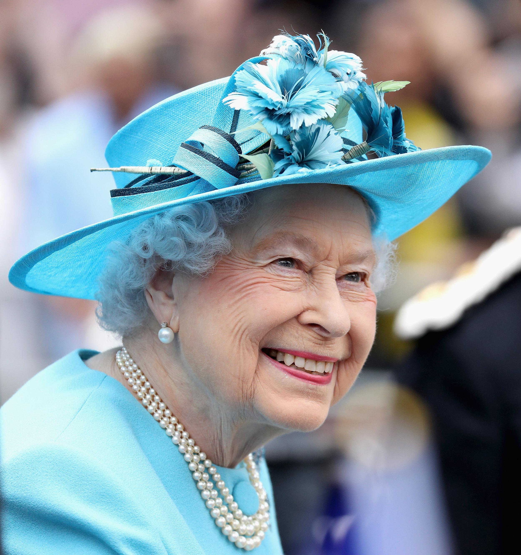 Queen Elizabeth nimmt sich selbst nicht so ernst   Foto: Getty Images