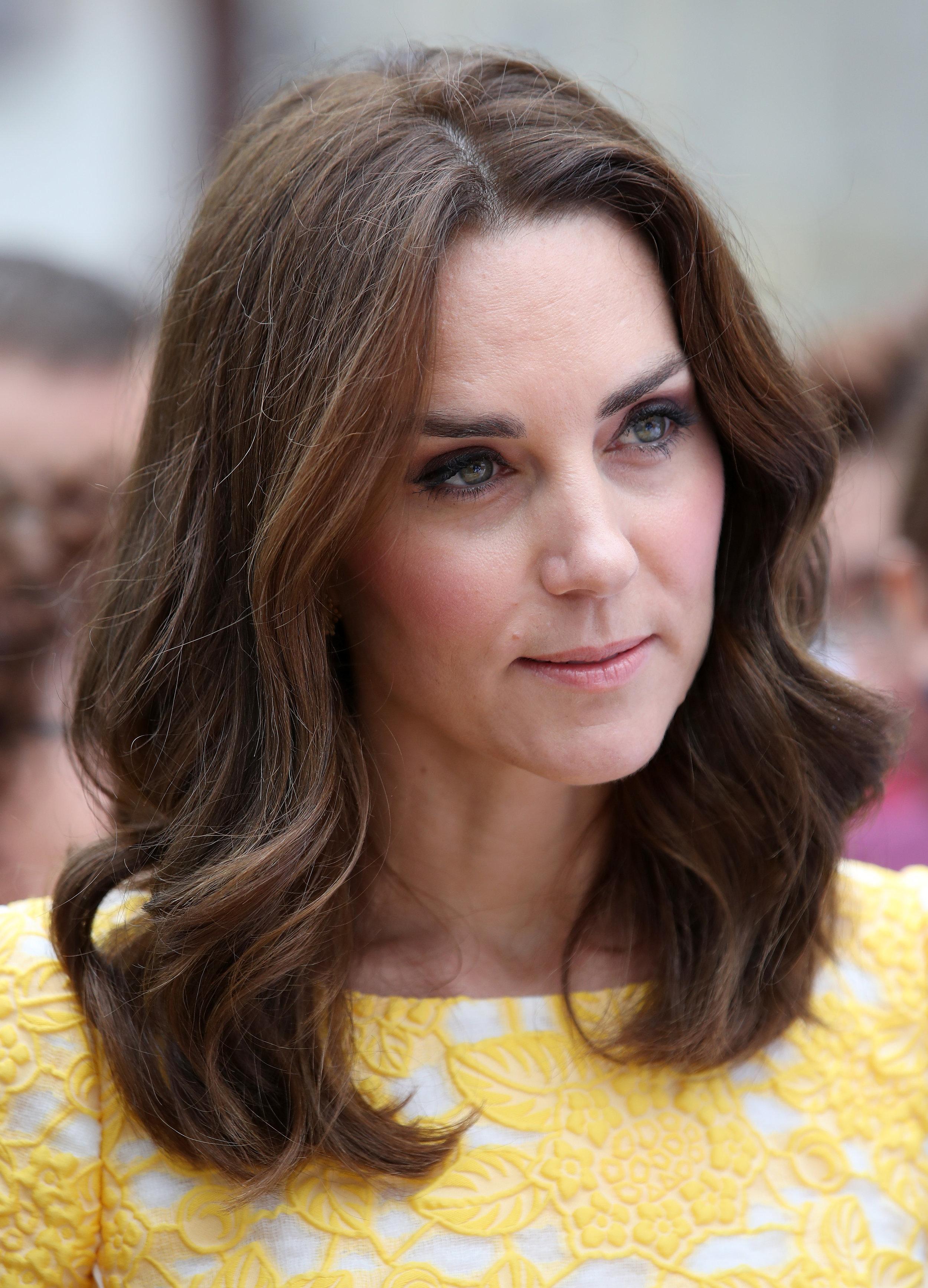 Herzogin Kate wird für Diät-Werbung missbraucht   Foto: Getty Images