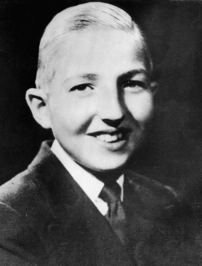 Infant Alfonso de Borbón (*1941-†1956)   Foto: Gemeinfrei