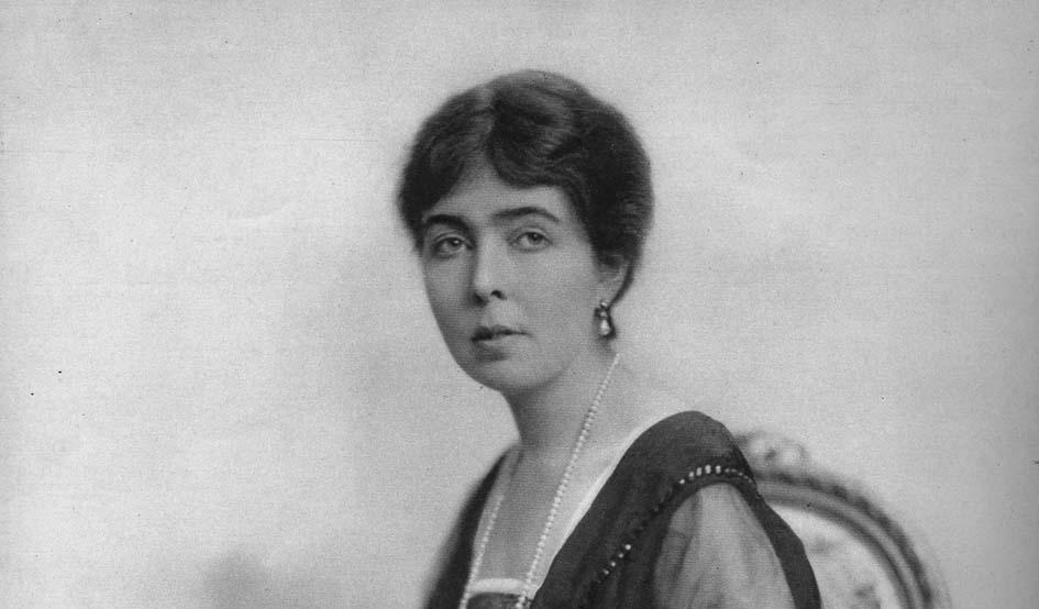 Kronprinzessin Margaret von Schweden (*1882-†1920)   Foto: Gemeinfrei