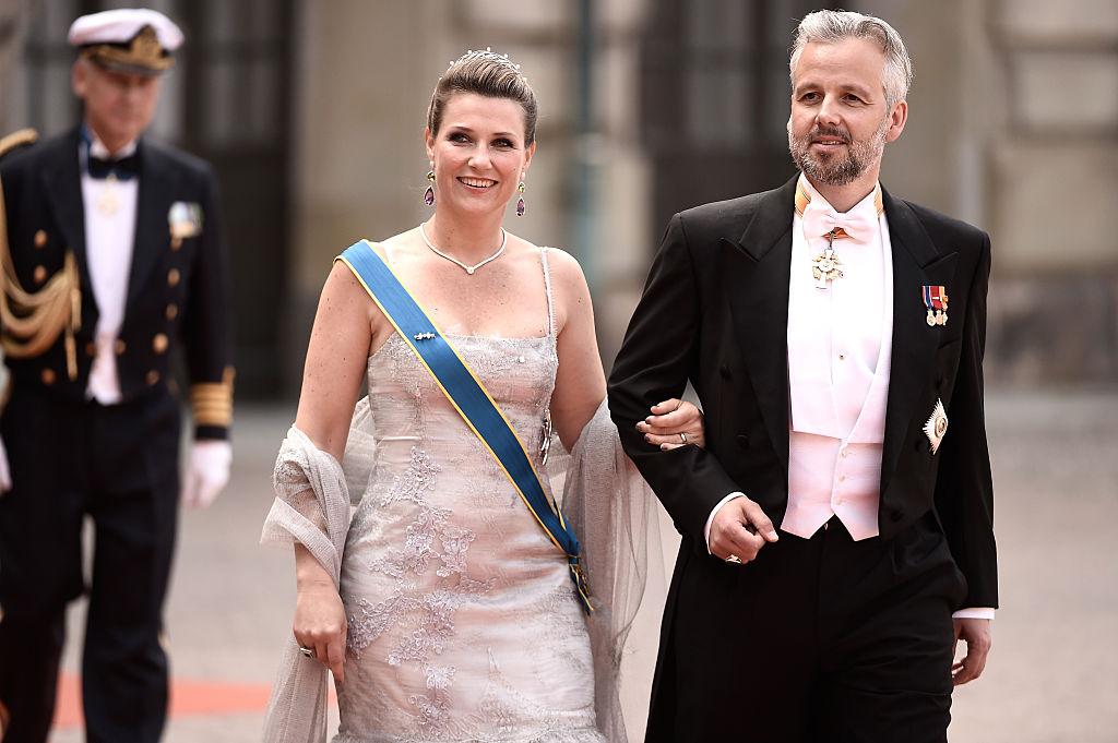 Prinzessin Märtha Louise von Norwegen und der Künstler Ari Behn ließen sich letztes Jahr scheiden   Foto: Getty Images