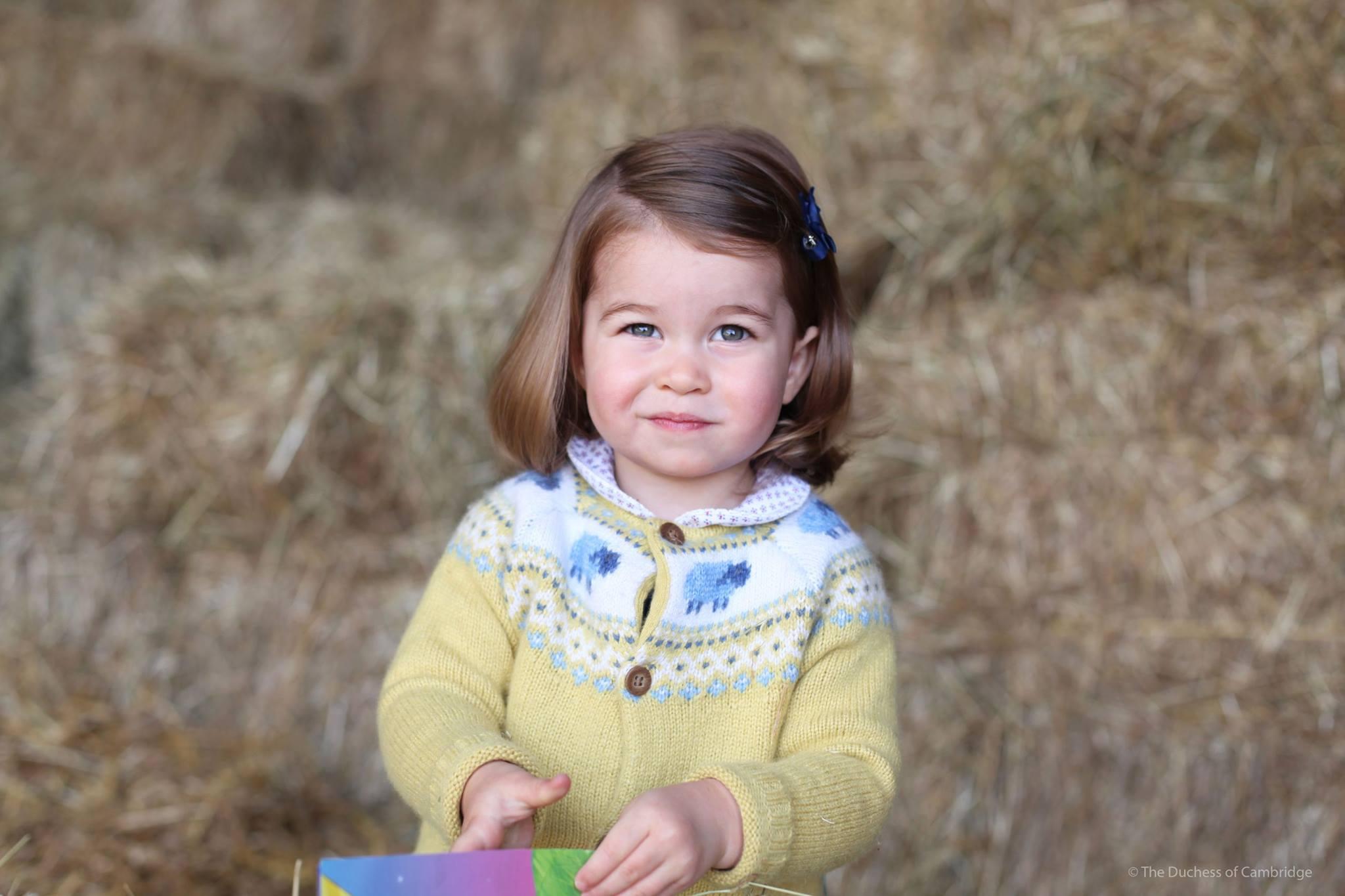 Im Kindergarten könnte Charlotte wichtige Kontakte knüpfen    Foto: The Duchess of Cambridge