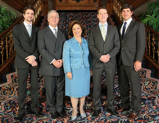 Das Königshaus von Serbien   Foto: Royal Family of Serbia