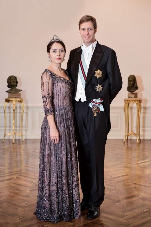 Das Königshaus von Albanien   Foto: Royal Family of Albania