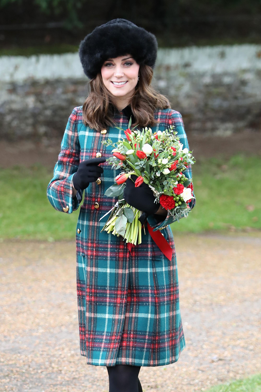 Ob Herzogin Kate von Prinz William wohl Blumen zum Geburtstag bekommt?    Foto: Getty Images