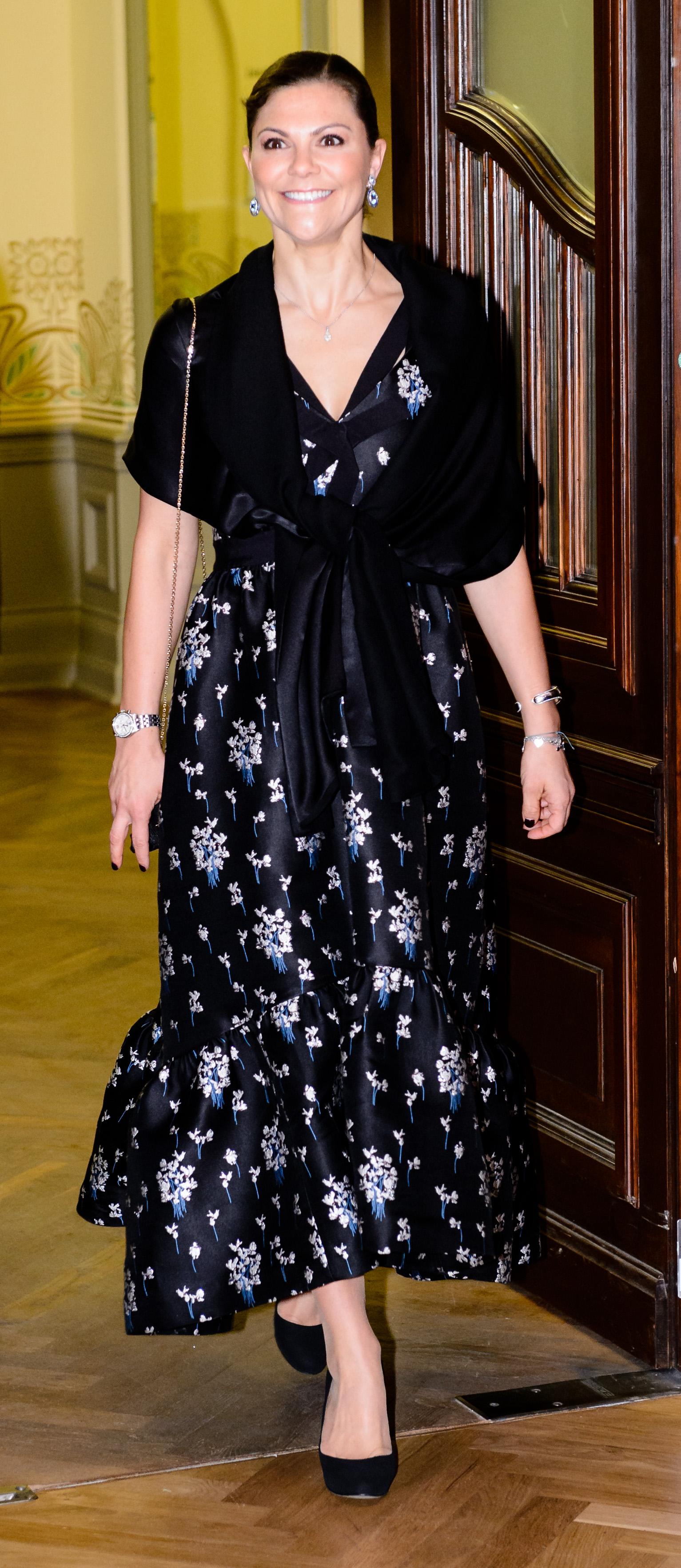 Ob die Familienplanung von Kronprinzessin Victoria abgeschlossen ist? Privatsache! Foto: Getty Images