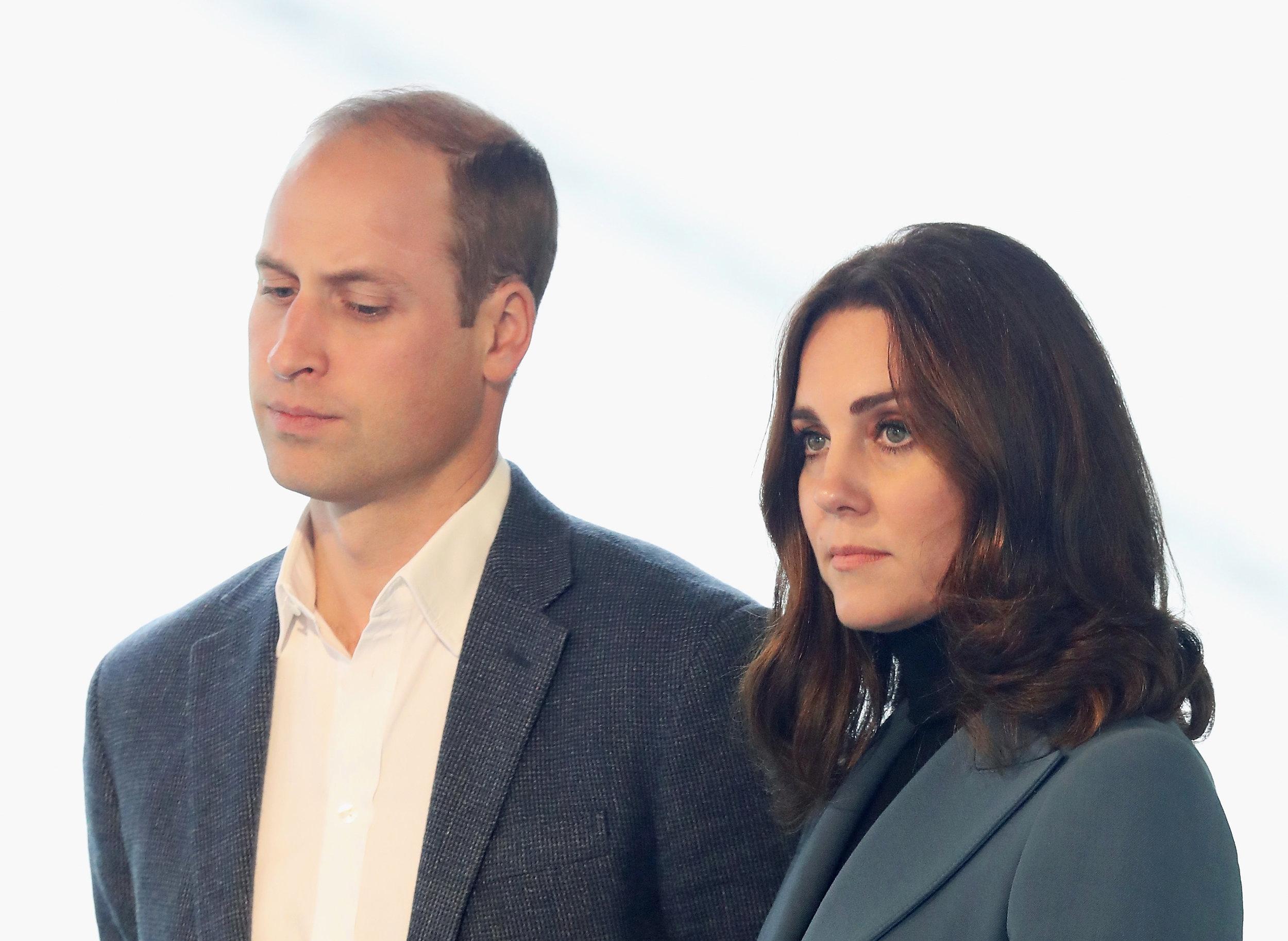 """""""Der Herzog und die Herzogin sind tief traurig"""", ließ der Palast mitteilen. Foto: Getty Images"""