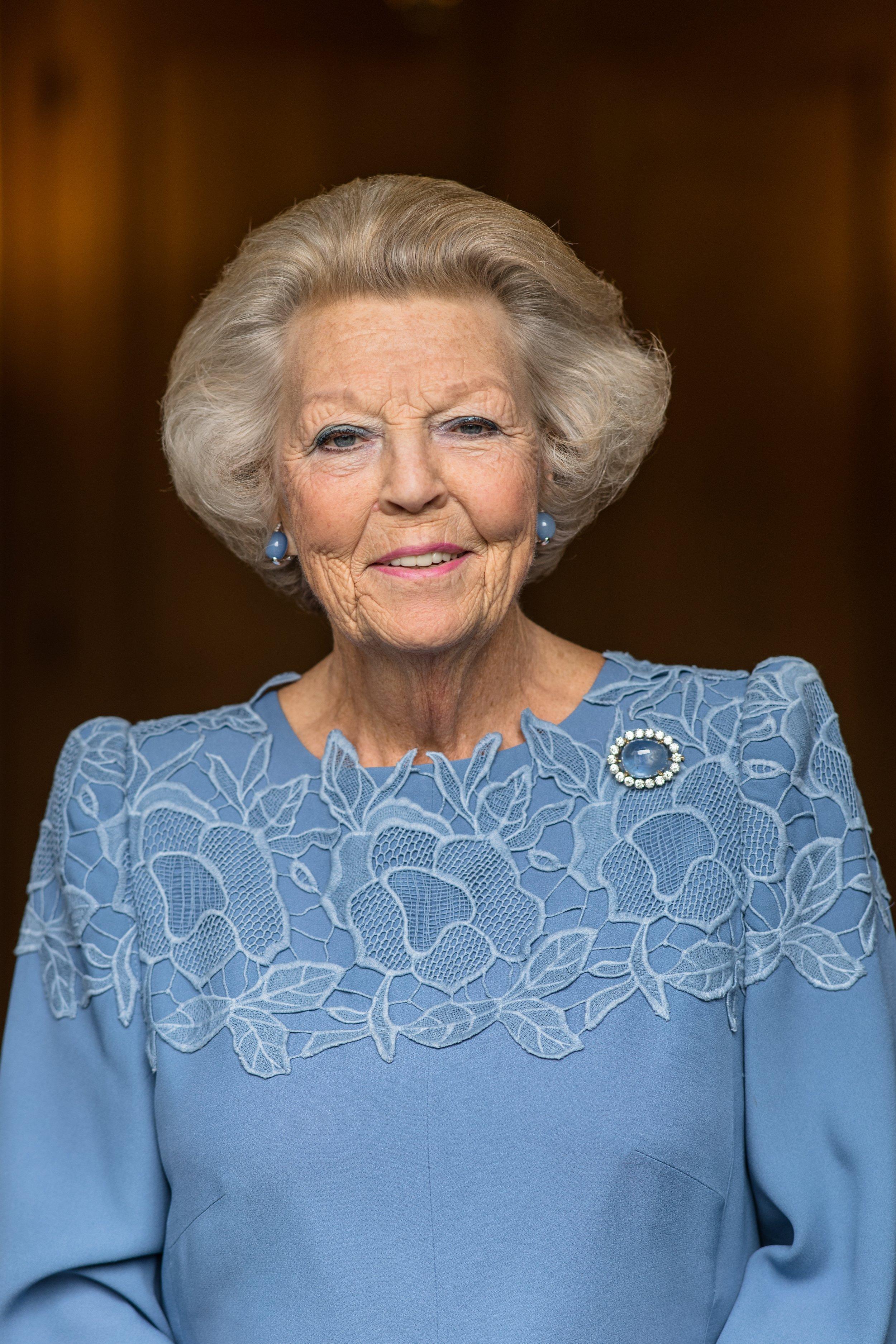 Auch mit 80 Jahren ist Prinzessin Beatrix eine attraktive Frau. Sie lebt auf  Auf Schloss Drakensteyn bei Utrecht genießt sie  Foto: RVD, Jeroen van der Meyde