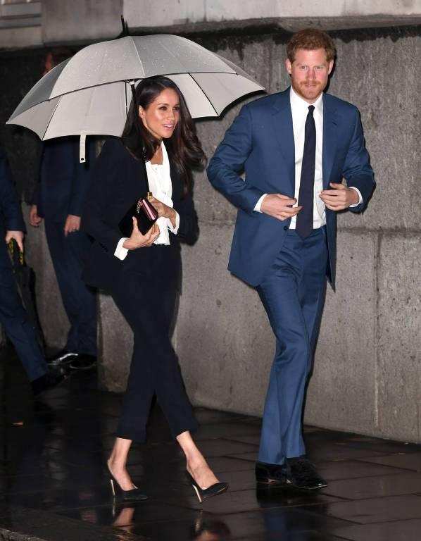 Meghan Markle und Prinz Harry wollen nicht, dass private Informationen über ihre Hochzeit an die Öffentlichkeit dringt.    Foto: imago/PA Images