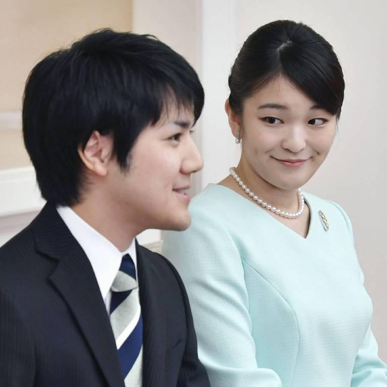 Schon wieder verschoben! Jetzt darf Prinzessin Mako ihre Jugendliebe erst 2020 heiraten.    Foto:imago/Kyodo News