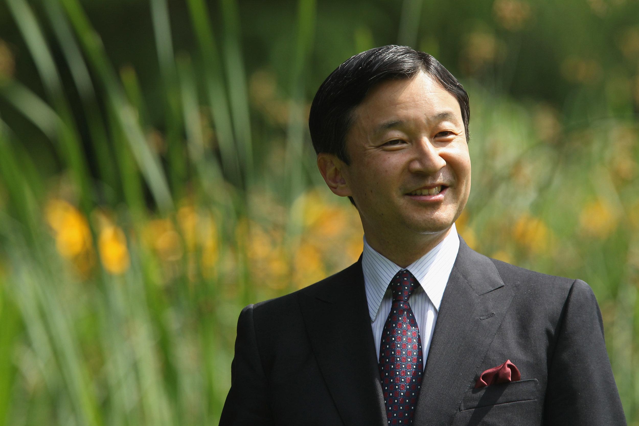 Kronprinz Naruhito wird 2019 der Kaiser. Viele Japaner hoffen darauf, dass er die Monarchie endlich modernisiert.    Foto: Getty Images