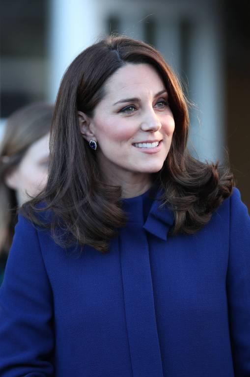 Egal, was Herzogin Kate zu den BAFTA Awards tragen wird, es wird für Gesprächsstoff sorgen.    Foto:imago/PA Images