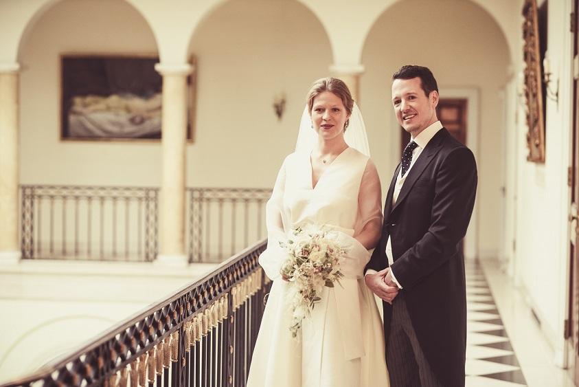 Prinzessin Danica und Prinz Philip sind Eltern eines Sohnes geworden.    Foto: Royal Palace