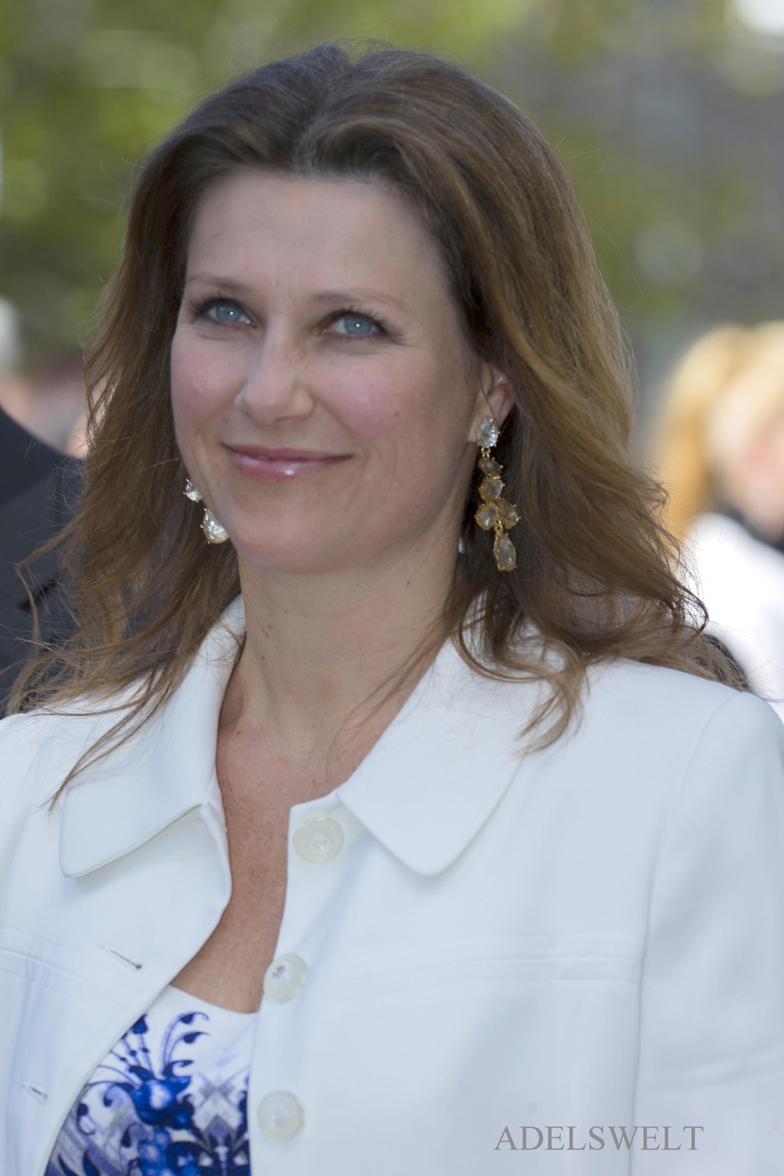 Prinzessin Märtha Louise präsentiert nun Videos bei YouTube rund ums Pferd.    Foto: Getty Images