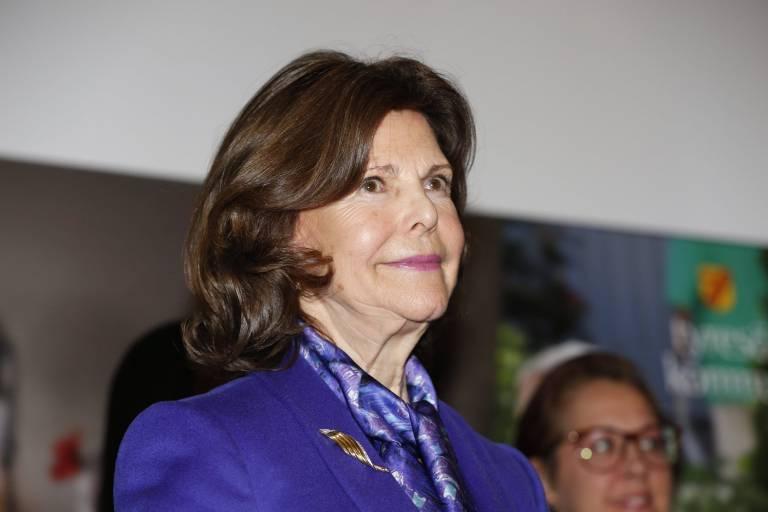 Königin Silvia will trotz Ärger mit den Nachbarn weiter für die Einrichtung kämpfen.    Foto:imago/E-PRESS PHOTO.com