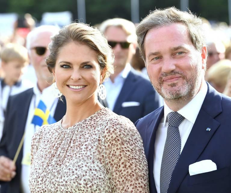 Prinzessin Madeleine und Chris O'Neill haben den Namen ihrer neugeborenen Tochter verkünden lassen.     Foto: imago/E-PRESS PHOTO.com