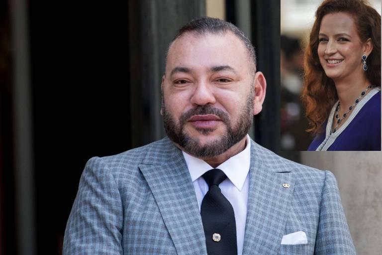 Haben sich König Mohammed und seine Frau Lalla Salma wirklich getrennt?    Foto:imago/IP3press,imago/Reporters