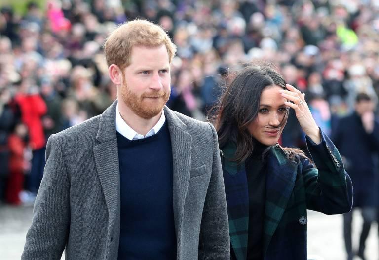 Die Liebe von Prinz Harry und Meghan Markle wurde verfilmt.    Foto:imago/i Images