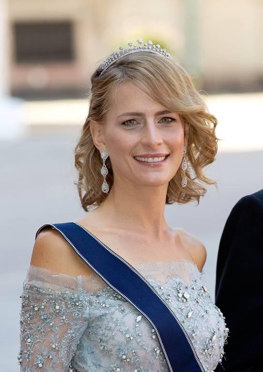 Prinzessin Tatiana von Griechenland zeigt süße Bilder aus ihrer Kindheit.    Foto:imago/PPE