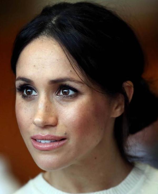 Meghan Markle muss verraten, wie teuer die Geschenke von Prinz Harry sind.   Foto:imago/i Images