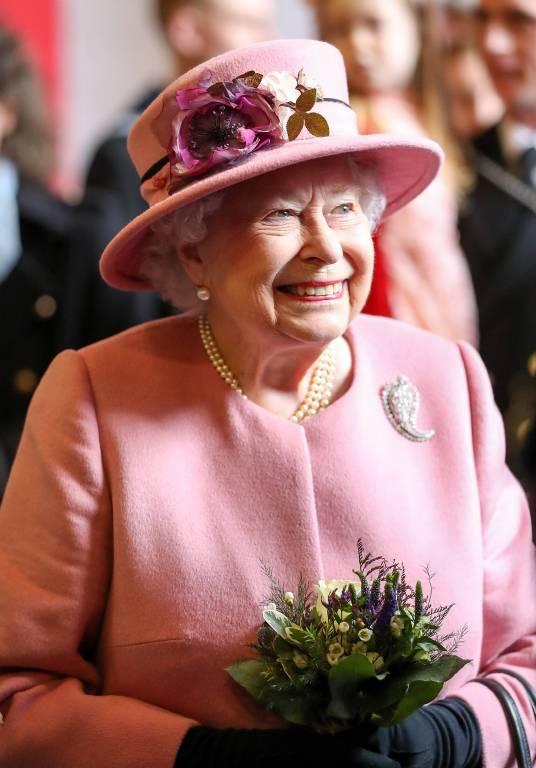 Queen Elizabeth versammelt ihre Familie auf Schloss Windsor.   Foto:imago/i Images
