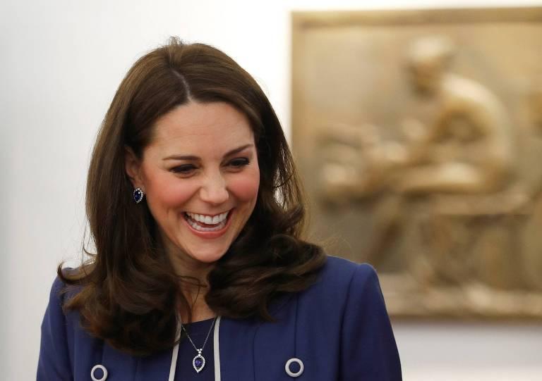 Wann der Stichtermin von Kates Baby ist? Dazu schweigt der Palast.   Foto:imago/PA Images