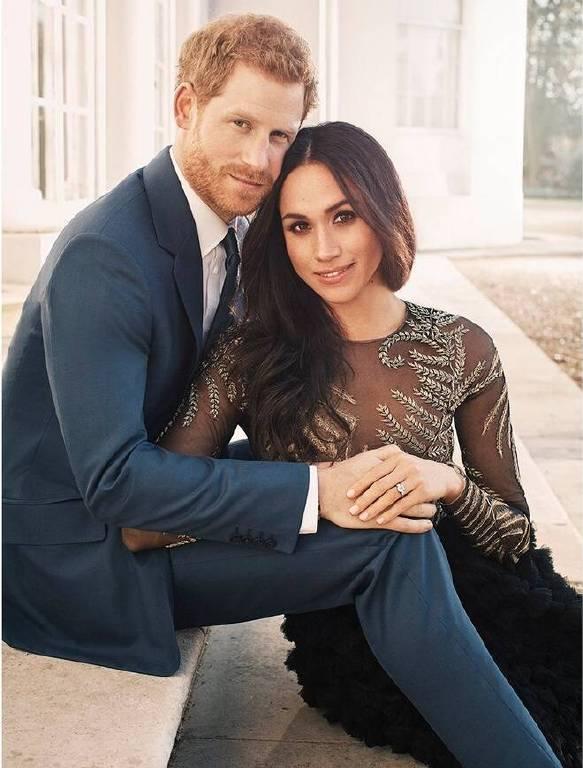Fotograf Alexi Lubomirski machte die wunderschönen Verlobunsgfotos von Prinz Harry und Meghan Markle.   Foto: imago/Starface