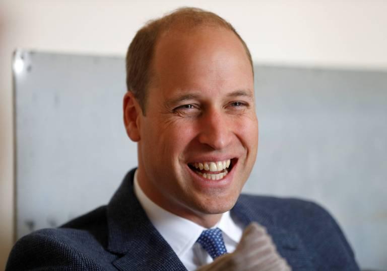 Prinz William gibt Hinweise auf das Babygeschlecht. Foto: imago/PA Images