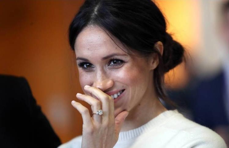 Nach der Hochzeit bekommt Meghan Markle einen Adelstitel von der Queen verliehen.   Foto:imago/i Images