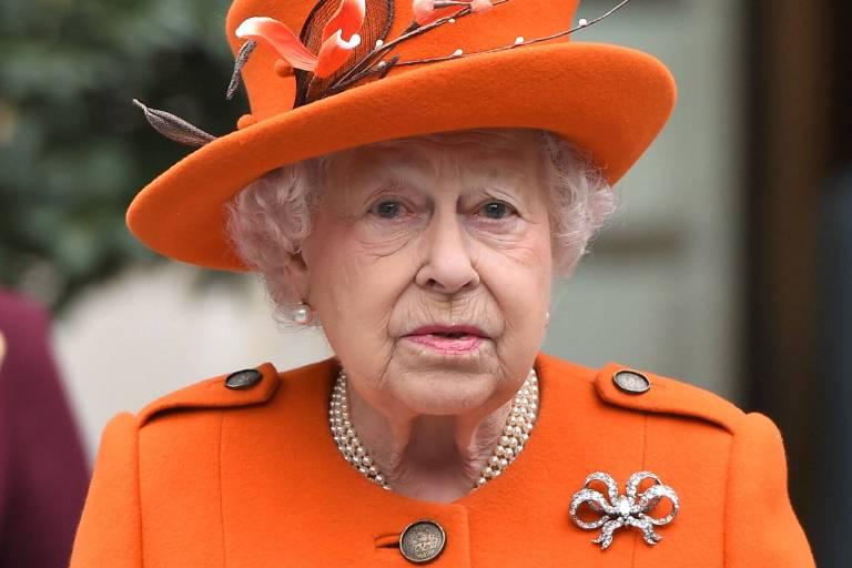 Queen Elizabeth ist sehr traurig über den Tod ihres Corgis .  Foto:imago/i Images