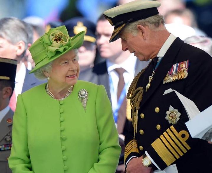 Queen Elizabeth setzt großes Vertrauen in ihren Sohn Charles.   Foto:imago/i Images