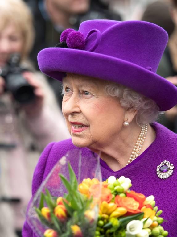 """""""Trauer ist der Preis, den wir für Liebe zahlen müssen"""", hatte die Königin einmal gesagt.  Foto:imago/PA Images"""