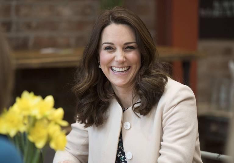 Bereits am 22. März verabschiedete sich die Ehefrau von Prinz William in den Mutterschutz.   Foto:imago/Starface