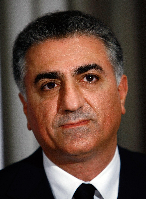 Wäre die Kaiserfamilie nicht gestürzt worden, wäre nun Kronprinz Reza Pahlavi der Schah des Iran.   Foto: Getty Images