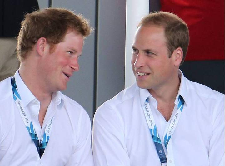 Wenn Prinz Harry am Altar auf seine Meghan wartet, wird ihm sein Bruder zur Seite stehen.   Foto:imago/i Images