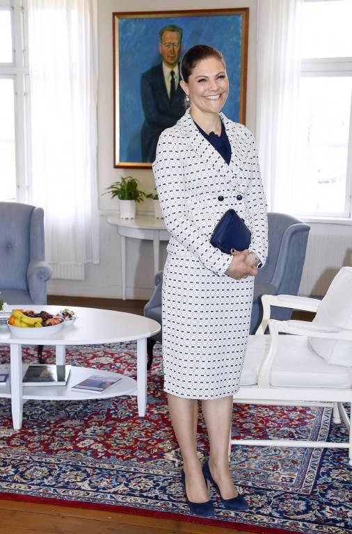 Die beliebte Schwedin hat bereits zwei Kinder. Da sie den Thron aber so schnell nicht übernehmen wird, wäre also noch Zeit für Nachwuchs.  Foto:imago/E-PRESS PHOTO.com