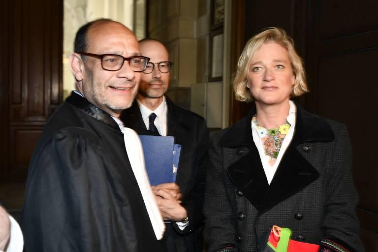 Delphine Boël will nicht ruhen, bis die Wahrheit ans Licht kommt.  Foto:imago/Belga