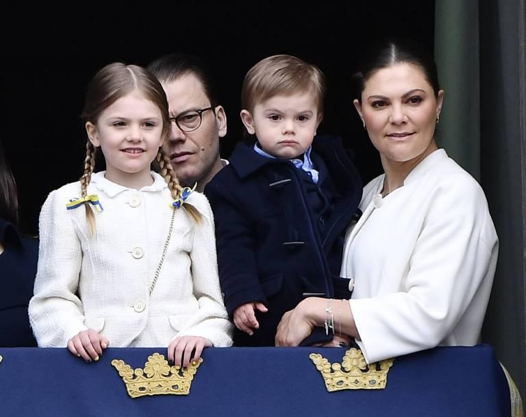 Prinz Oscar ist sichtlich unbeeindruckt.  Foto:imago/E-PRESS PHOTO.com