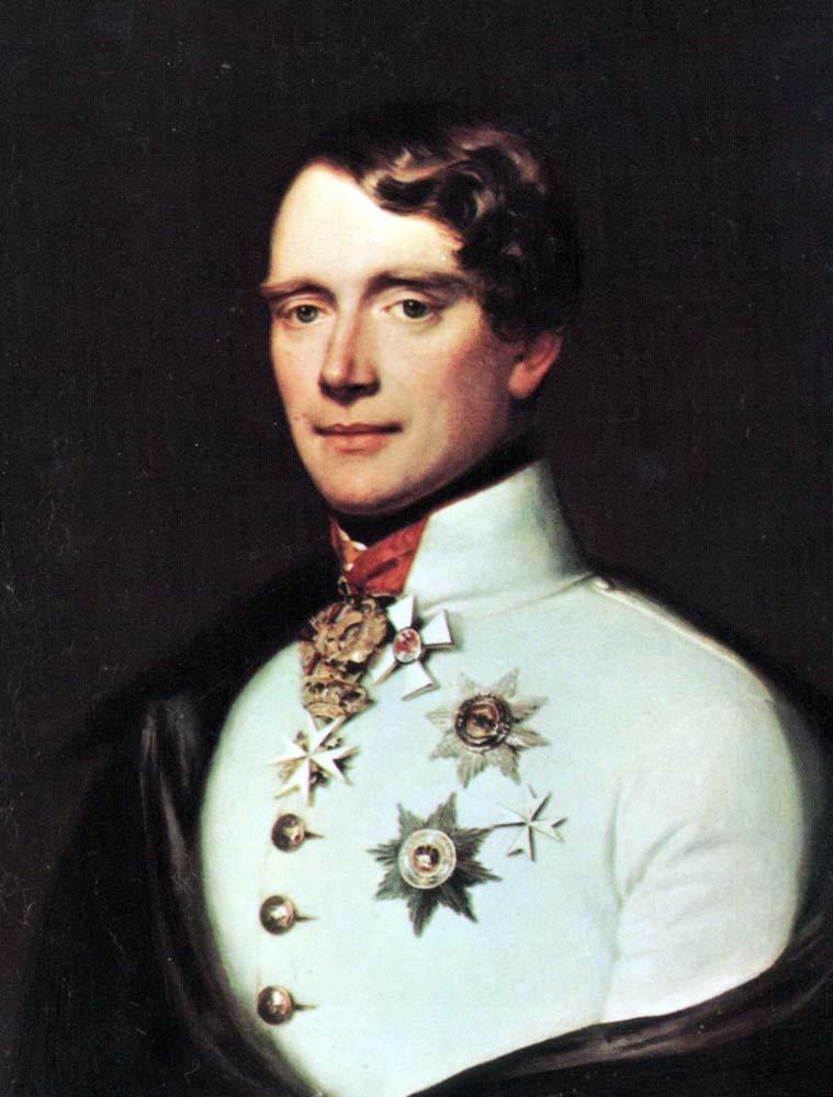 Gustav von Holstein-Gottorp, Prinz von Schweden, hatte kein Glück in der Liebe.  Foto: Gemeinfrei