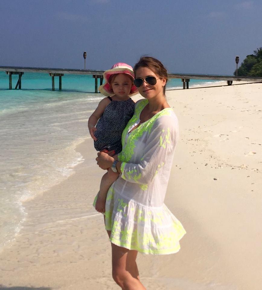 Familienurlaub auf den Malediven