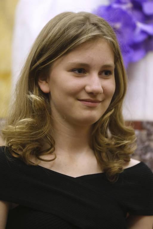 Im Gegensatz zu Kronprinzessin Victoria ist die Belgierin im selben Alter viel selbstbewusster.  ©imago/Belga