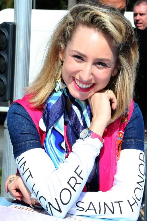 Die Fürstentochter träumt von einer Karriere im Showbusiness –mit diesem Lächeln dürfte das kein Problem sein.  ©imago/Starface