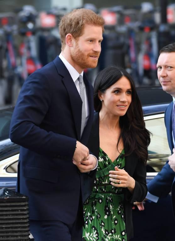 Zur Hochzeit erwartet Harry und Meghan eine Überraschung.  ©imago/PA Images