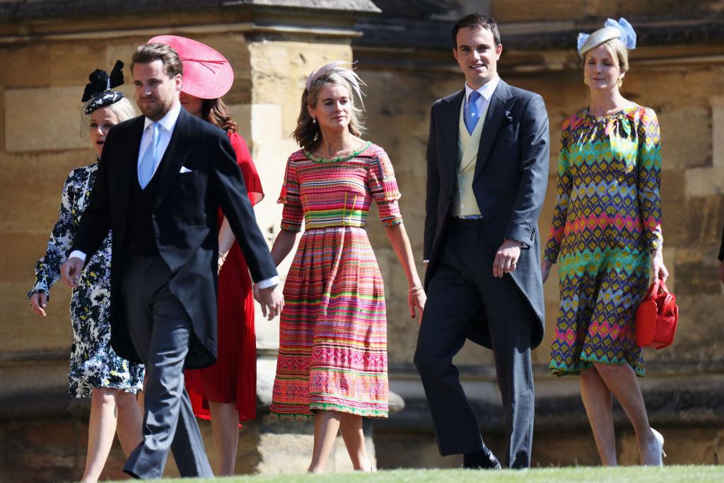 Cressida Bonas (Mitte) gehört zu Harrys Verflossenen.  ©Getty Images