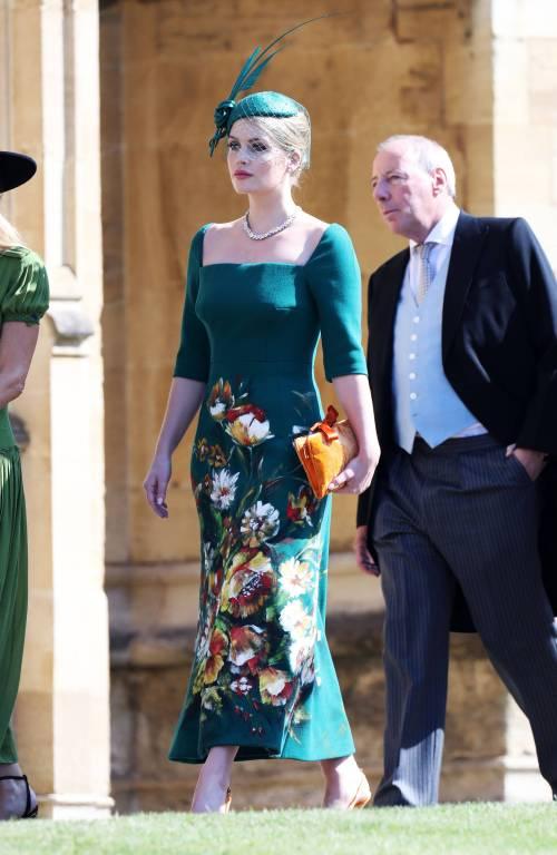 Model Lady Kitty ist die Tochter von Charles Spencer und Victoria Aitken  ©Imago.