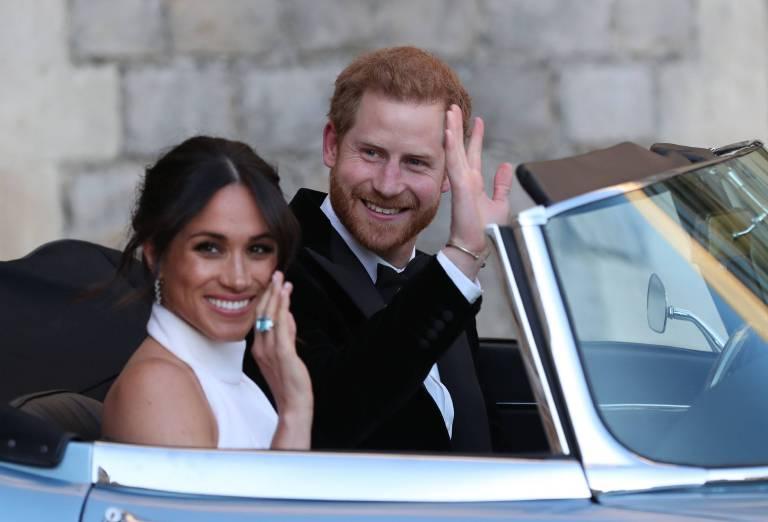 Der wunderschöne Ring gehörte einst Prinzessin Diana. Dazu kombinierte die Amerikanerin  Hänger-Ohrringe von Cartier im Wert von 68.000 Dollar.   ©imago/i Images